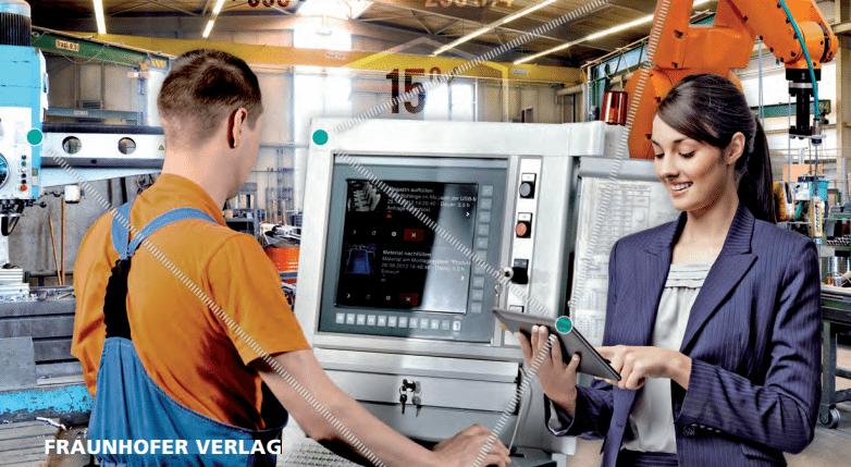 Die Zukunft der Produktionsarbeit – Das Industrie 4.0-Projekt des Fraunhofer IAO