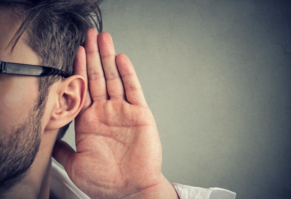 """""""Kann mich irgendjemand hören? …ist da draußen irgendwer?"""""""